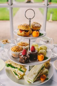 Afternoon Tea at The Orangery Mount Edgcumbe