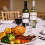Sunday Roast at The Orangery Mount Edgcumbe